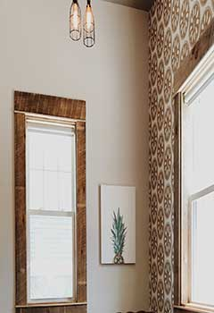 Wood Blinds Lowes | Monte Sereno